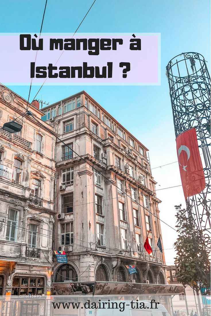 ISTANBUL : MON CITY GUIDE