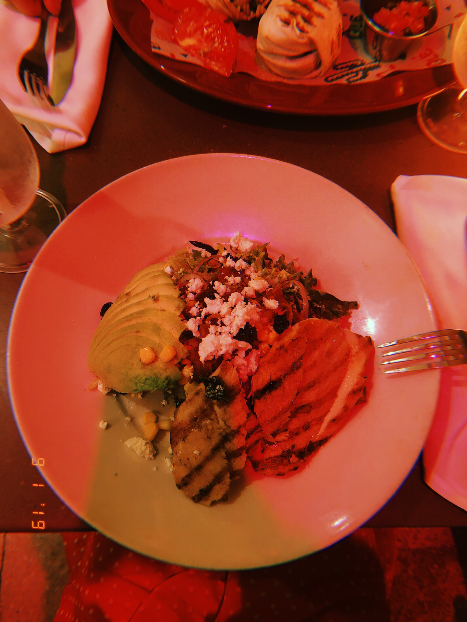 manger miami carlyle cafe ocean drive